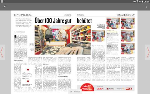 NEUE Vorarlberger Tageszeitung screenshot 9