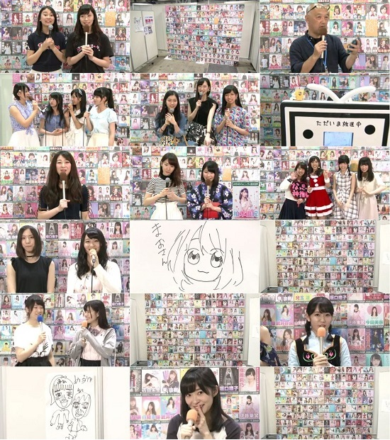 (TV-Variety)(400p) AKB48 7th Selection Election Appealing Live@Photo Event in Tokyo Big Sight in Niconico Live 150530