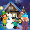 Pretend City Winter Vacation icon