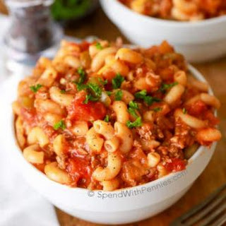 Grandma'S Goulash Recipe