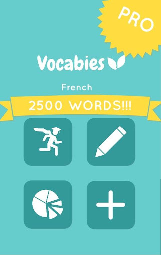 Vocabies - French