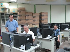 Photo: 20110919頭份(一)電腦軟體應用與實作MS Office Word與Excel 001