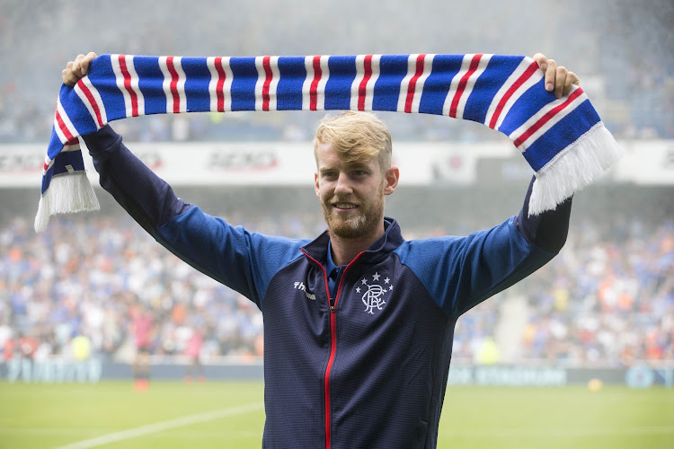 Filip Helander rejointles Glasgow Rangers