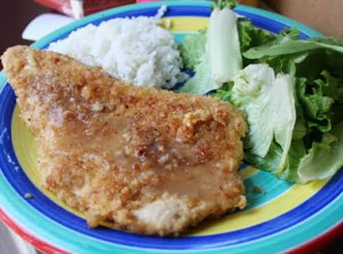 """Lemon Chicken""""This is my family's all-time favorite dish. It is requested for..."""