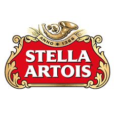Logo of Stella Artois Lager