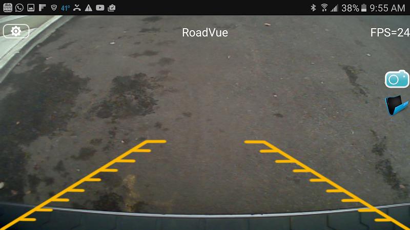 Скриншот RoadVue 2.0