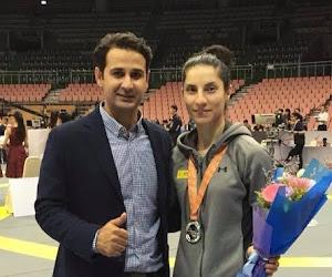 Une Belge décroche la médaille d'argent au Grand Prix de Taoyuan