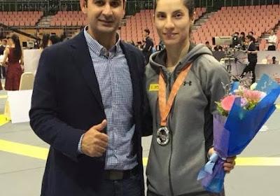 Wat een prestatie! Belgische taekwondoka verovert zilveren medaille op Grand Prix