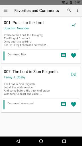 SDA Hymnal by Robert Mayore (Google Play, United States