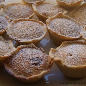 Bean Tarts - Thermomix Recipe