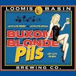 Loomis Basin Buxom Blonde Pils