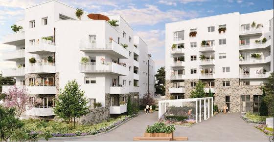 Vente appartement 4 pièces 84,32 m2