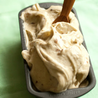Spiced Rum, Caramel & Cardamom Banana Ice Cream Recipe