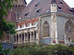 Photo: Grupa budynków historycznych, Vajdahunyad-vár w Parku Miejskim w Budapeszcie (28)