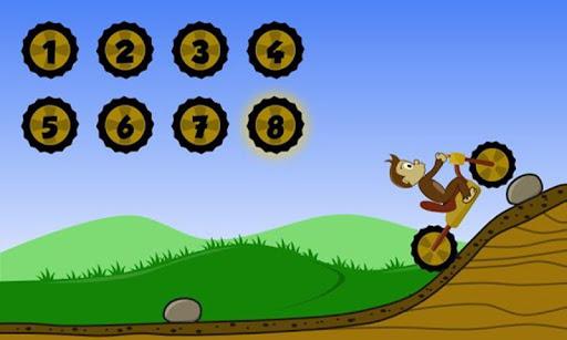 Donkey Biker Racing