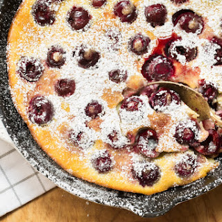 How To Make Fruit Clafoutis