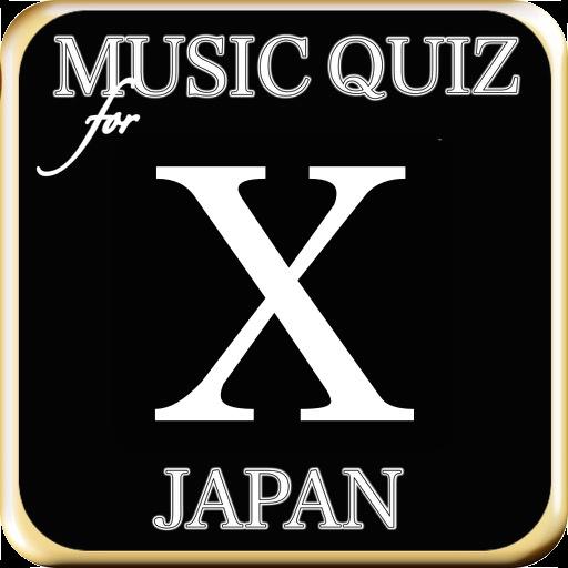 娱乐の曲当てクイズfor X JAPAN LOGO-記事Game