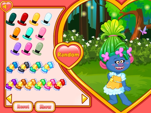 game dress up make up for girls 5.0.6 screenshots 7