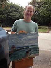 Photo: Brennan King at Ocean Inlet Park 1-9-14