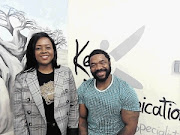 Anisa and Kabelo Kale, the husband and wife team behind Keys Communications, want to enhance the existing township mural advertising space.