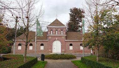 Photo: St. Sixtus Abbey, Westvleteren