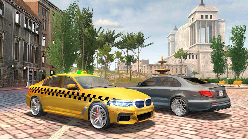 Taxi Sim 2020 1.2.9 screenshots 5