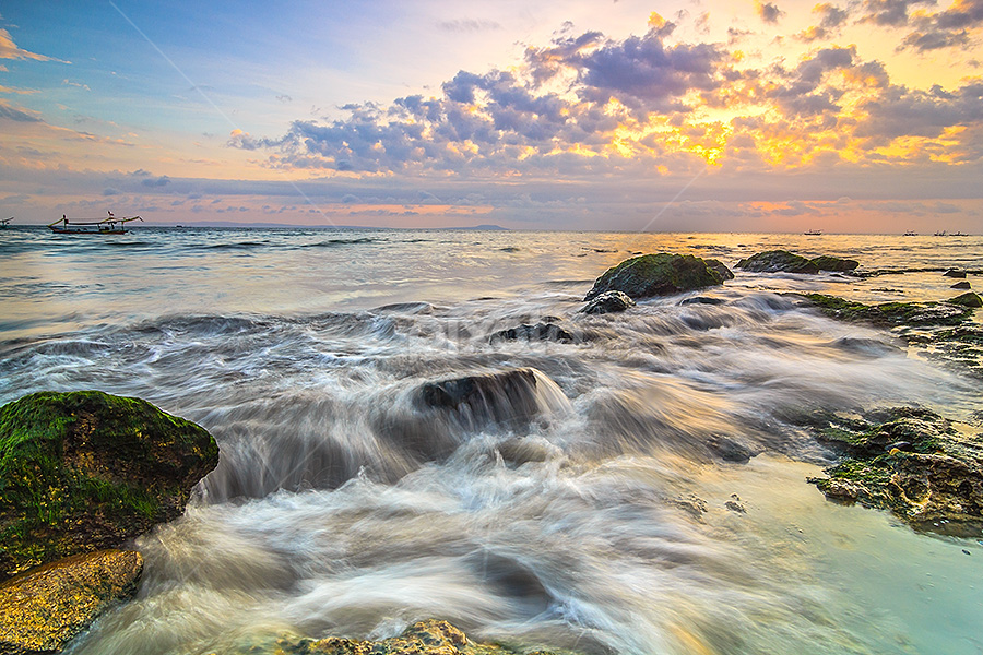 Confused water :) by Budi Astawa - Landscapes Waterscapes ( water, bali, cupel, negara )
