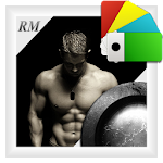 Be Male - theme Xperia™ Icon