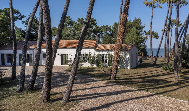 Villa avec jardin et terrasse Rivedoux-Plage