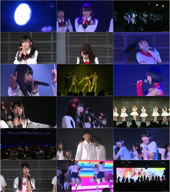 (LIVE)(公演) NGT48劇場グランドオープン初日公演 160110