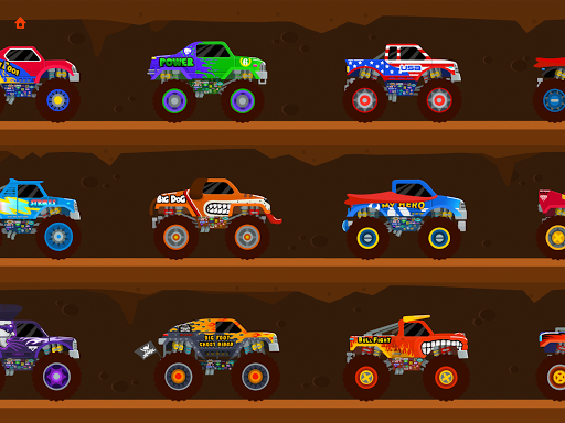 Monster Truck Go