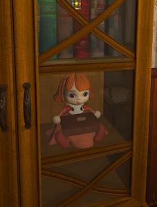 脱出ゲーム『懐かしい部屋』 screenshot 2