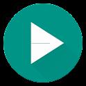 lecteur multimédia vidéo icon
