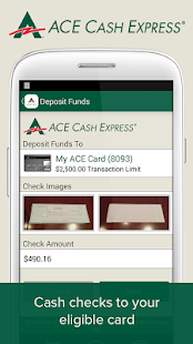 screenshot image - Can You Deposit A Check To A Prepaid Card