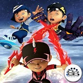 BoBoiBoy: Ejojo Attacks