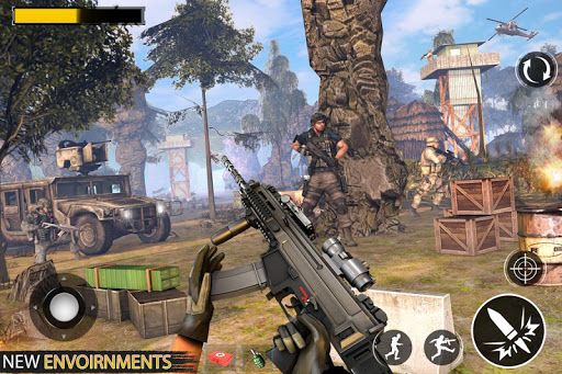 Mountain Assault Shooting Arena  screenshots EasyGameCheats.pro 1