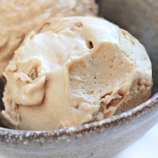 Gingerbread Ice Cream.