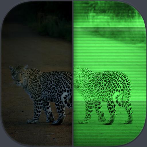 摄影の暗視カメラ LOGO-記事Game
