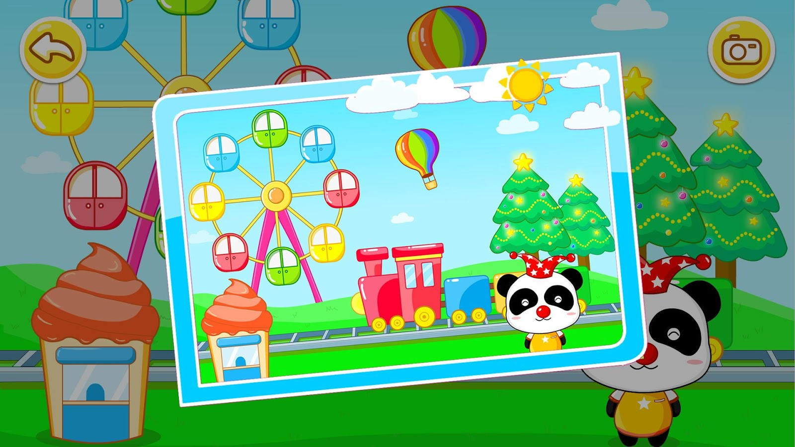 Colors - Games free for kids- screenshot