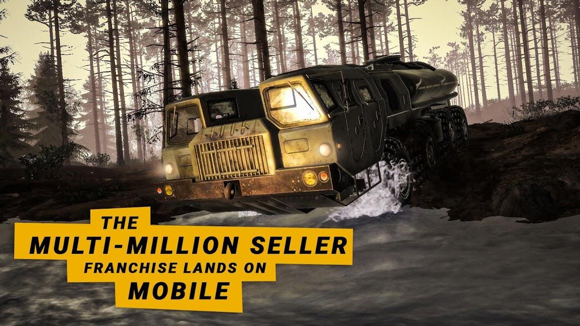 MudRunner Mobile Gift Code 1.4.3.8692 1