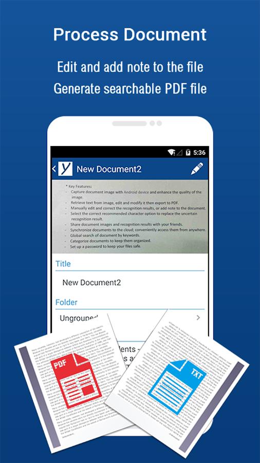 Docs Matter - Document Reader - screenshot