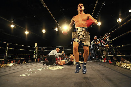 Kevin Lerena defends his IBO belt against Dymtro Kucher of the Ukraine on Saturday.