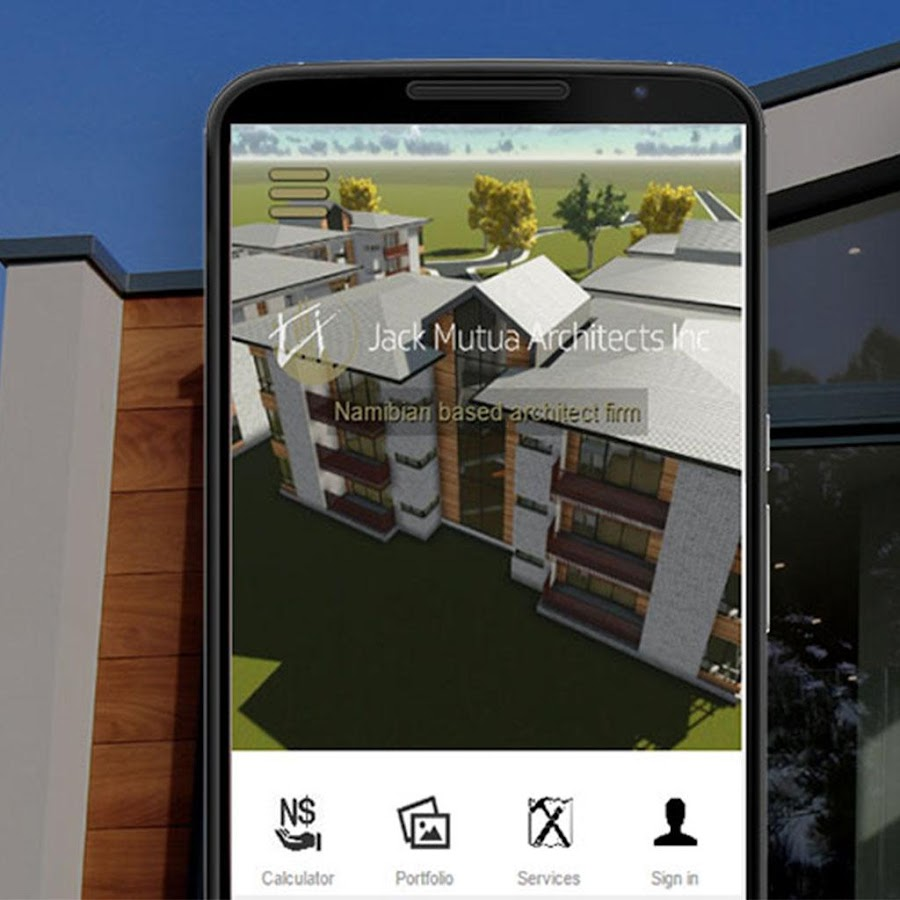 Jack Mutua Architects - JMA- screenshot