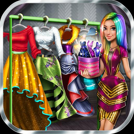 Dress up Game: Tris Runway