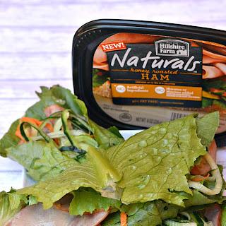 Hillshire Farm Naturals Ham Salad Wraps