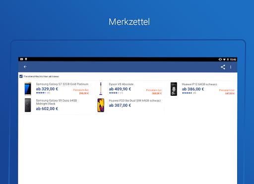 billiger.de Preisvergleich 4.2.23 screenshots 12