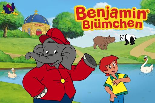 Benjamin Blu00fcmchen Suche&Finde 1.1 screenshots 1