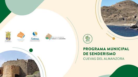 Cuevas estrena su Programa Municipal de Senderismo