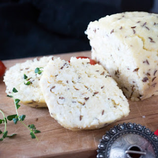 SõIr. Estonian Quark Cheese with Caraway Seeds Recipe