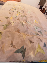 Photo: Wild origami butterflies duvet, Snurk, Amsterdam. Designed in Holland, made in Portugal. www.snurkbedding.com #ambiente14